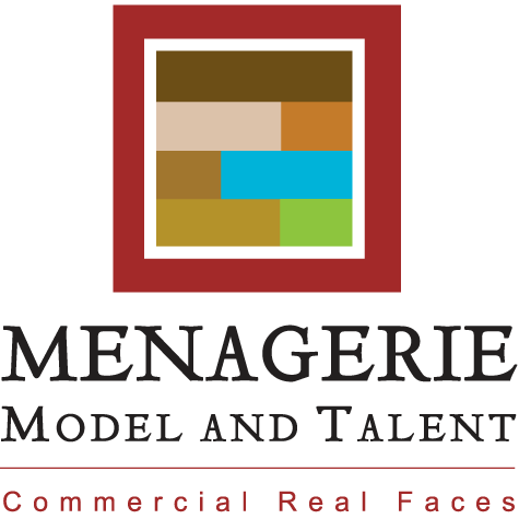 Menagerie Models -- real faces for advertising